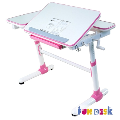 Invito Pink biurko Fun Desk